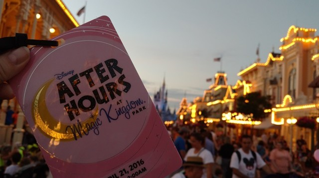 Ever Wanted the Magic Kingdom All to Yourself? Check Out Disney After Hours
